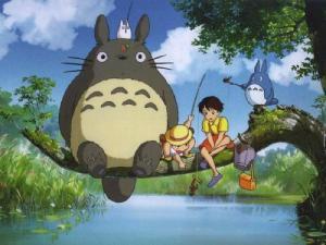 Mi vecino Totoro walls (5)